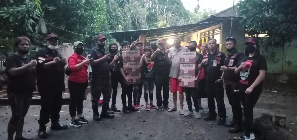 Satgas siaga Bencana Brigade Permesta dan Lakri