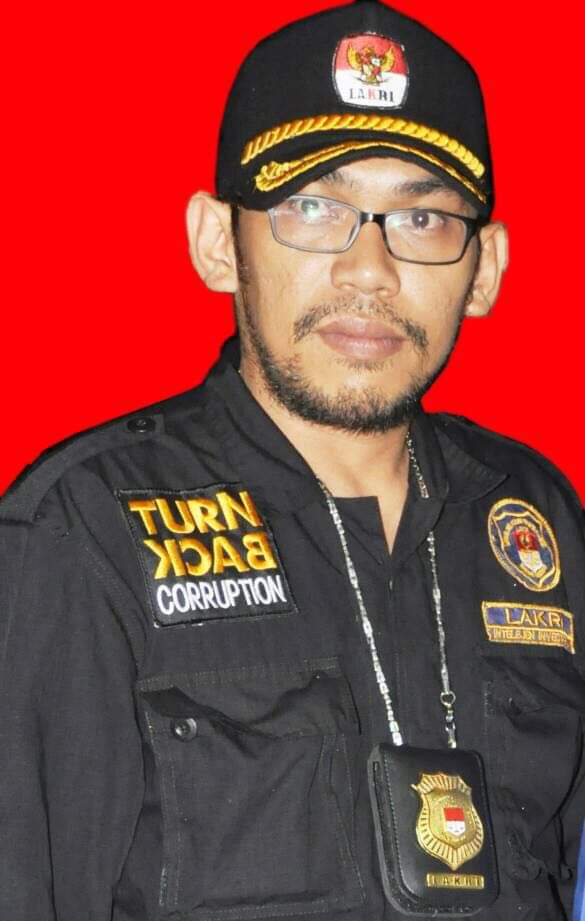 Ketua Umum Brigade Permest/Ketua Umum Lakri